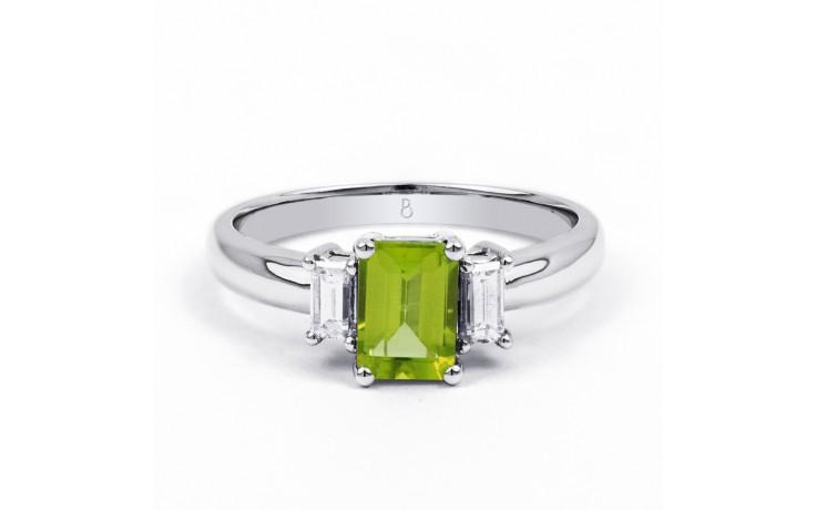 Adorn Peridot & Diamond Ring product image 1