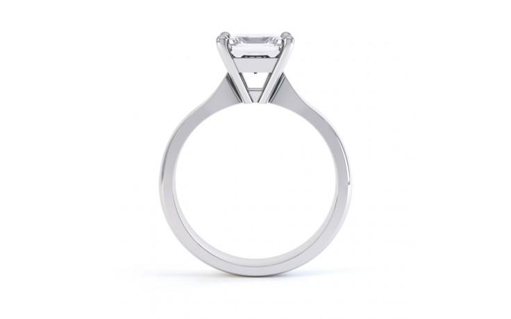 GIA 0.30ct Platinum 950 Engagement Ring product image 3