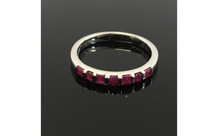 Ruby Eternity Ring product image 1