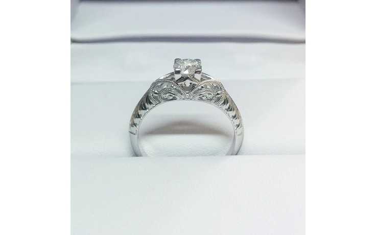 Vintage Diamond Engagement Ring product image 1