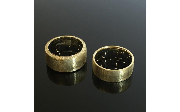 Yellow Gold Couple Wedding Rings product image 1