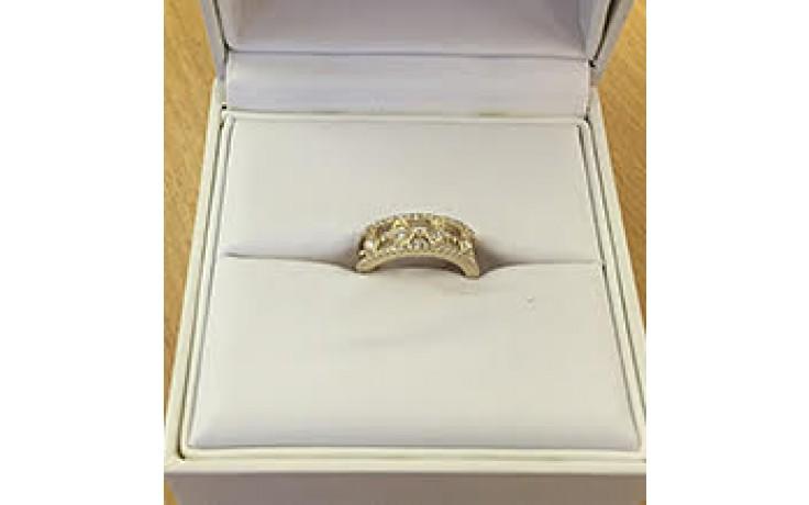 Yellow Gold Diamond Eternity Ring  product image 1