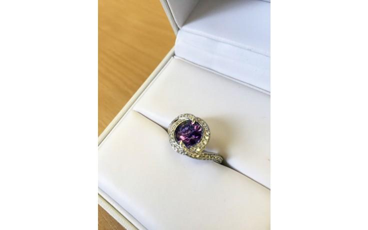 Art Deco Amethyst Ring  product image 1