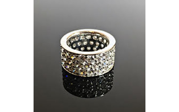 Cluster Diamond Wedding Ring  product image 1