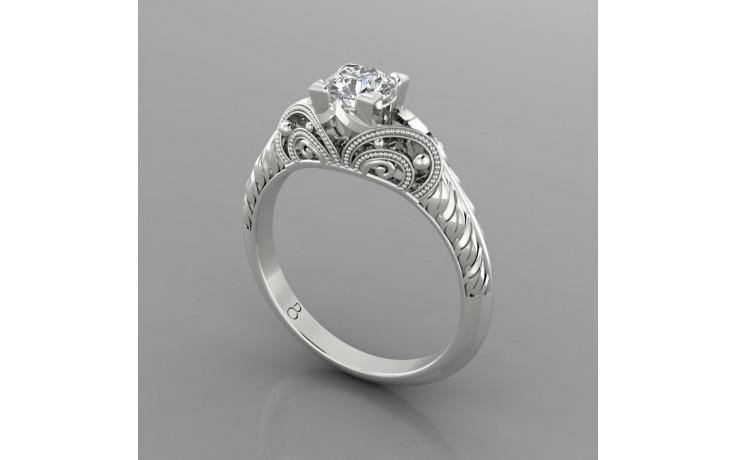 Bespoke Vintage Diamond Ring product image 1
