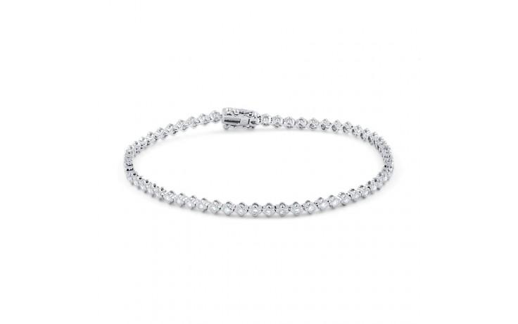Modern Diamond Tennis Bracelet product image 1