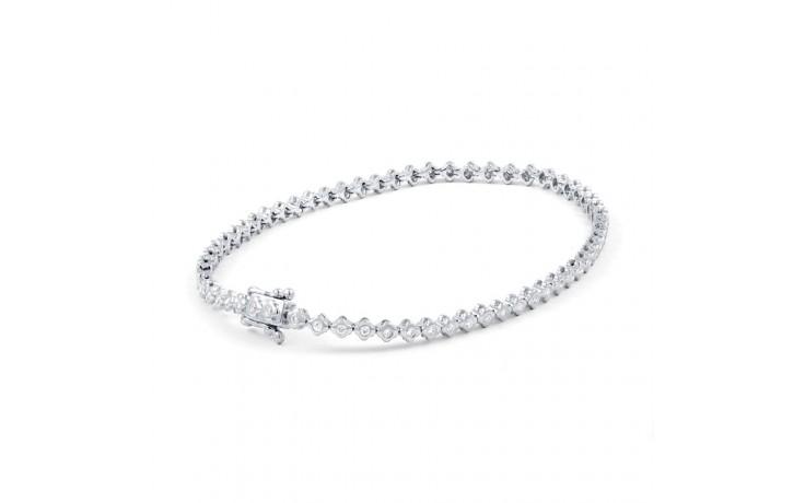 Modern Diamond Tennis Bracelet product image 2