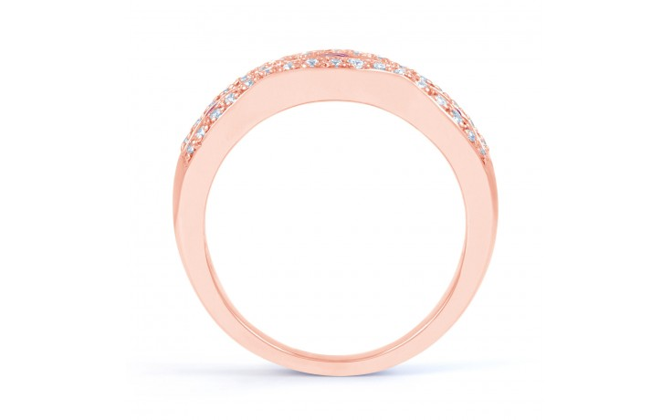 Art Deco Pink Sapphire Ring product image 3