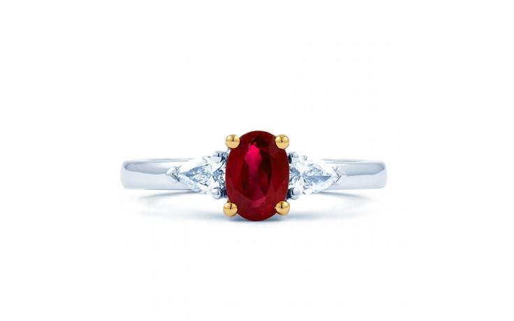 Burmese Ruby Ring product image 1