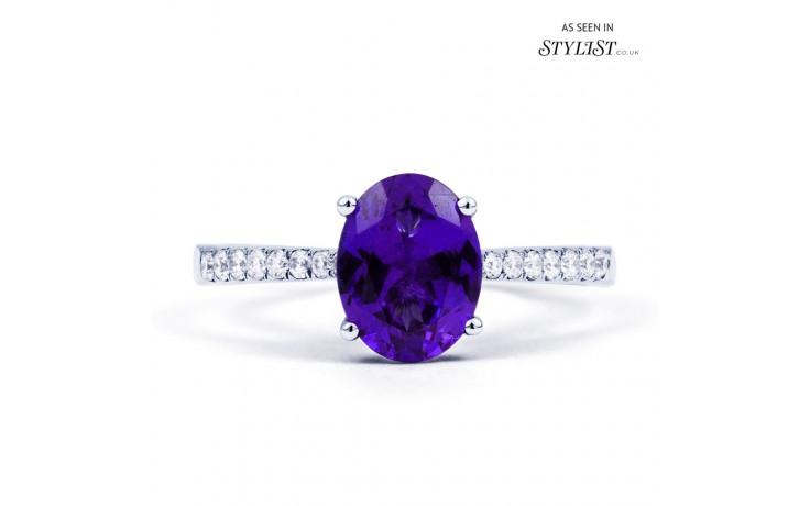Arya Tanzanite Ring  product image 1