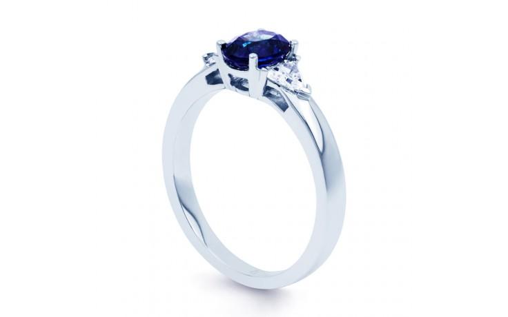 Kashmir Blue Sapphire Ring product image 2