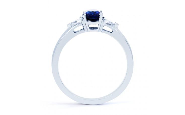 Kashmir Blue Sapphire Ring product image 3