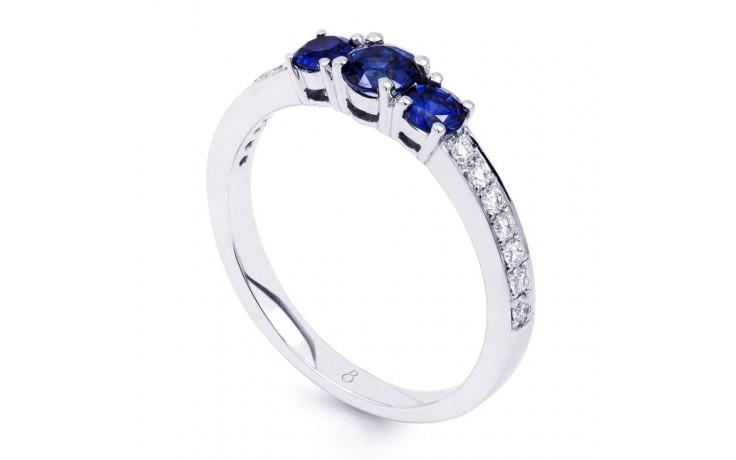 Amaya Blue Sapphire Ring product image 2