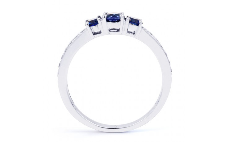 Amaya Blue Sapphire Ring product image 3