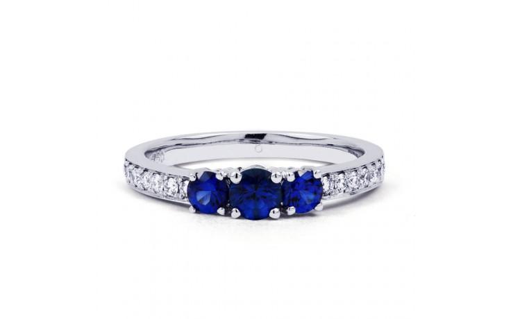 Amaya Blue Sapphire Ring product image 1