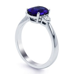 Paragon Maxi Tanzanite Ring image 1