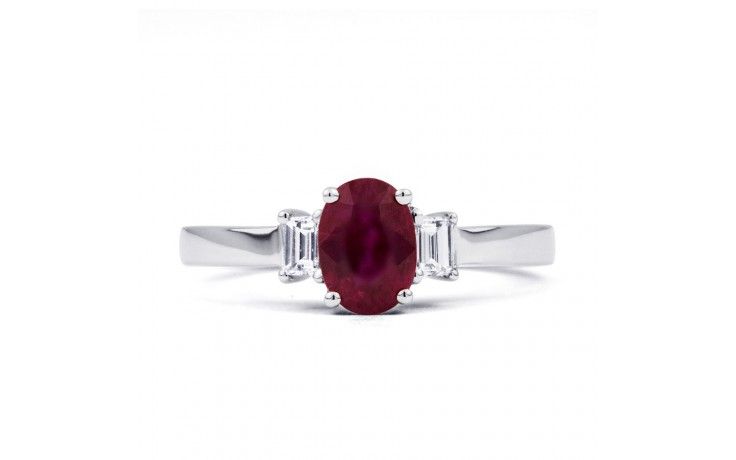 Adorn Ruby Gemstone Ring product image 1