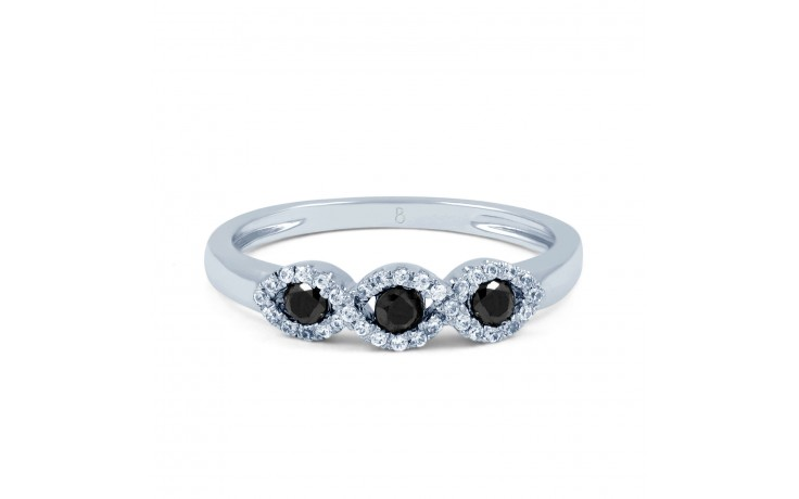 Trio Black Diamond Ring product image 1
