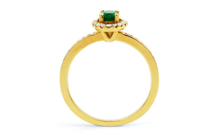 Shreya Emerald Ring product image 3