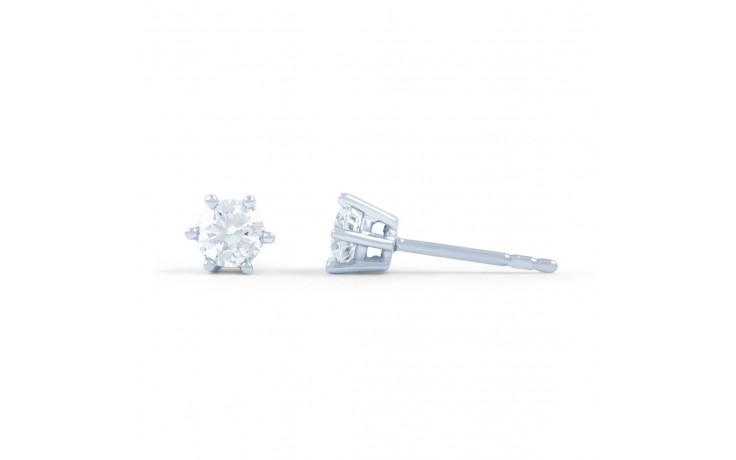 Starlight Diamond Stud Earrings product image 2