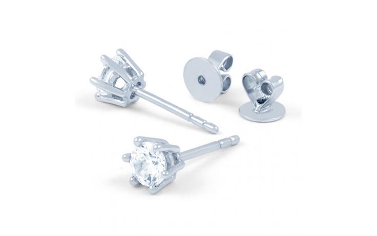 Starlight Diamond Stud Earrings product image 3