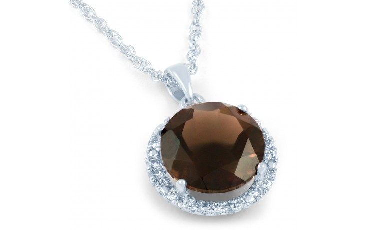 Smoky Quartz Pendant product image 1