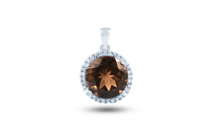 Smoky Quartz Pendant product image 2