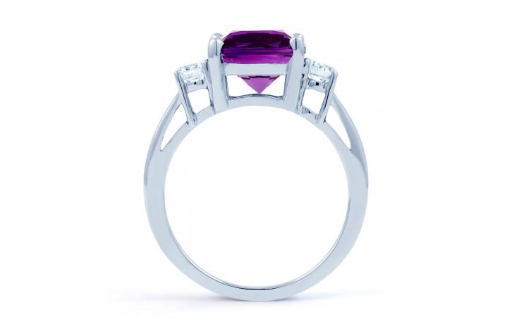 Cushion Amethyst Ring product image 3