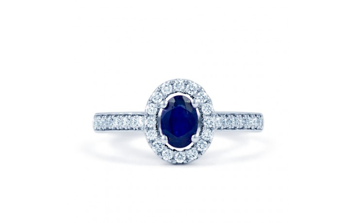 Allure Sapphire Ring product image 1