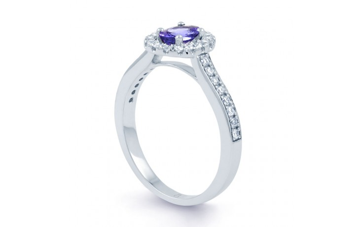 Allure Tanzanite Ring product image 2