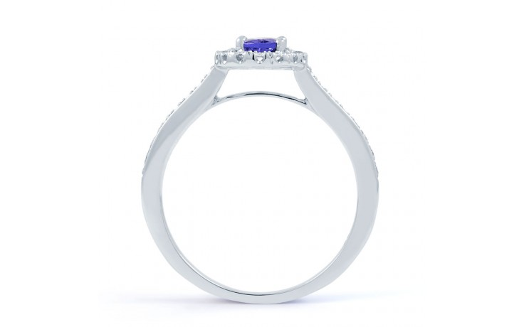 Allure Tanzanite Ring product image 3
