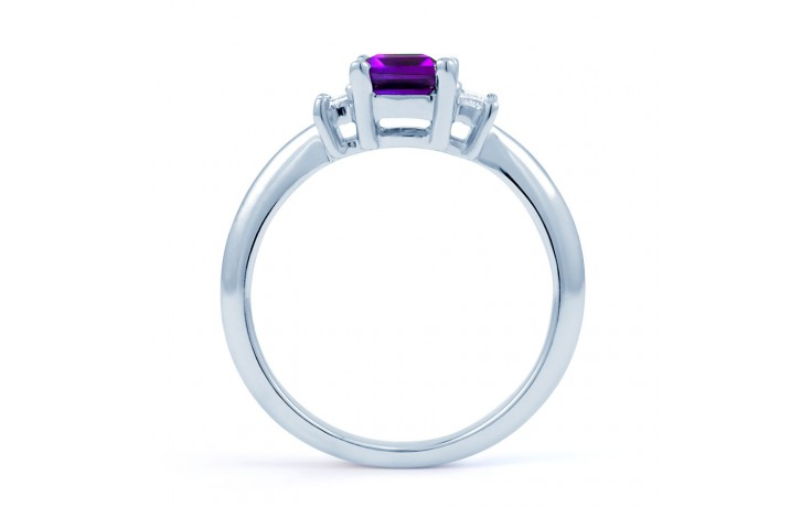Octagon Amethyst Ring  product image 3