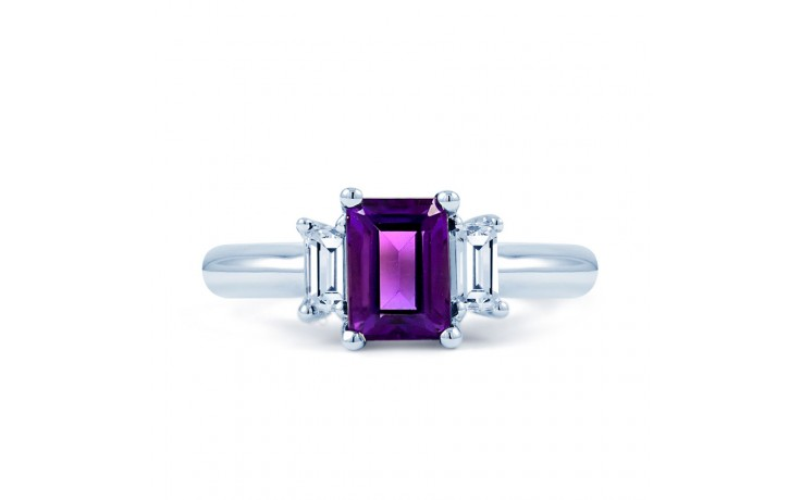 Octagon Amethyst Ring  product image 1