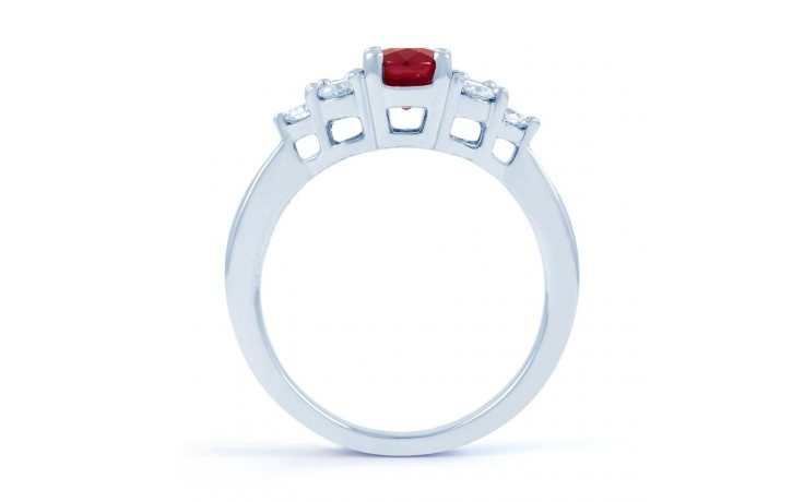 Vintage Ruby Ring product image 3
