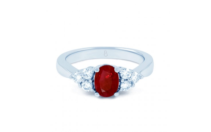 Vintage Ruby Ring product image 1