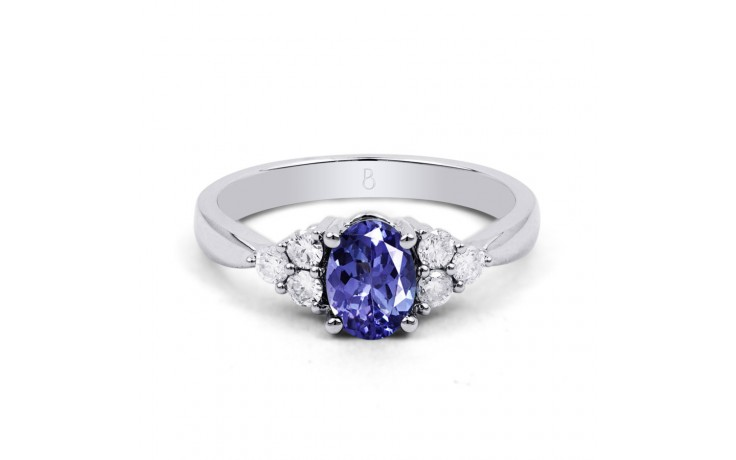 Tanzanite Engagement Ring  product image 1