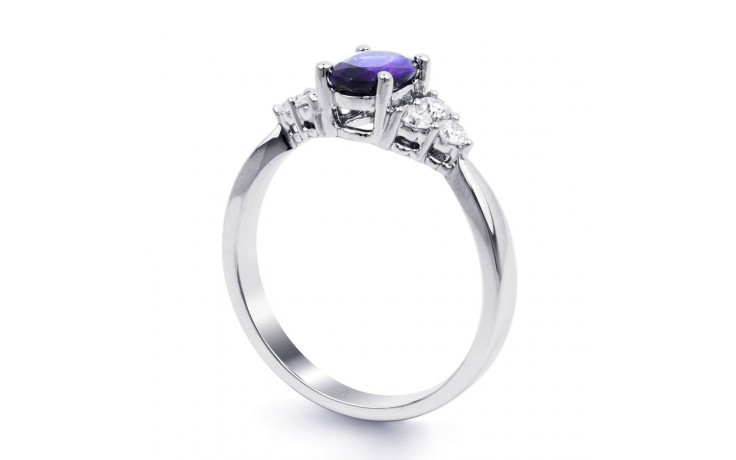 Tanzanite Engagement Ring  product image 2