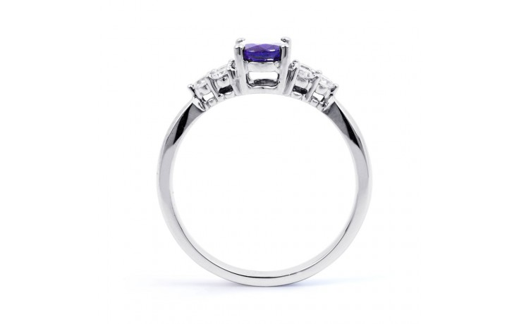 Tanzanite Engagement Ring  product image 3
