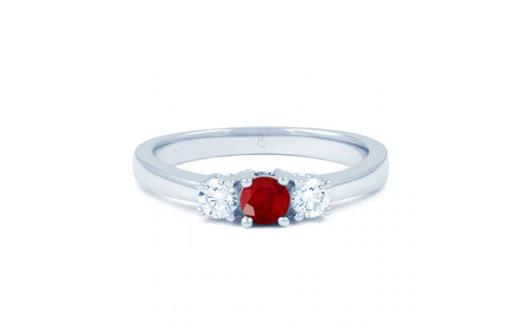 Amor Ruby Trilogy Ring product image 1