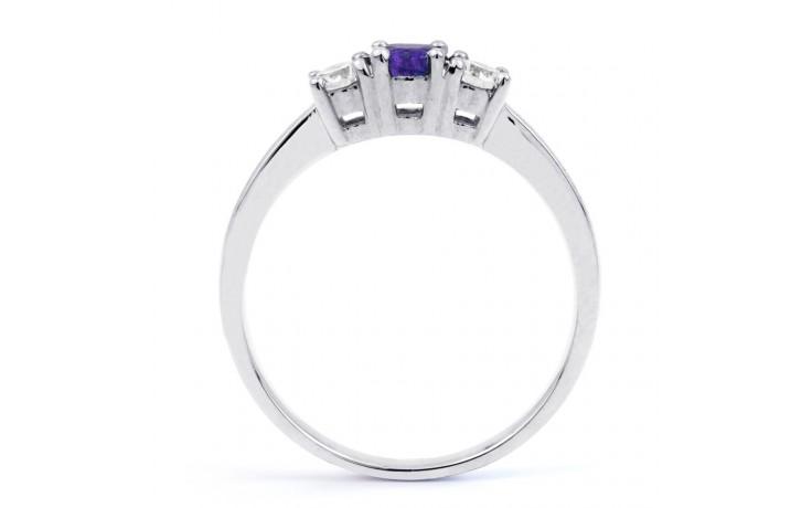 Tanzanite 3 Stone Ring product image 3