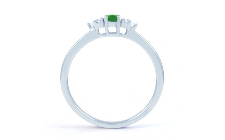 Leo Emerald Ring product image 3