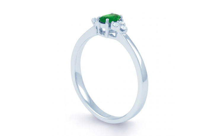 Leo Emerald Ring product image 2