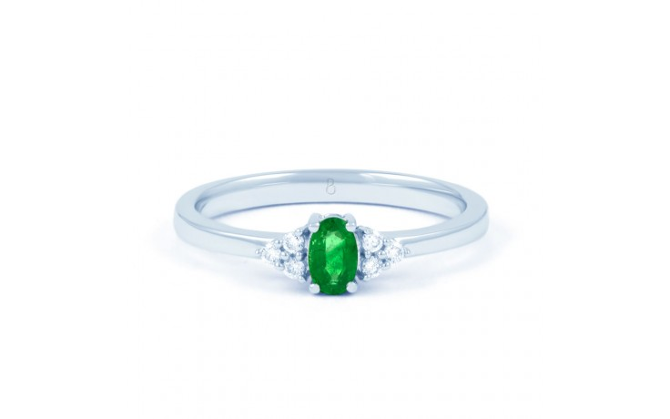 Leo Emerald Ring product image 1