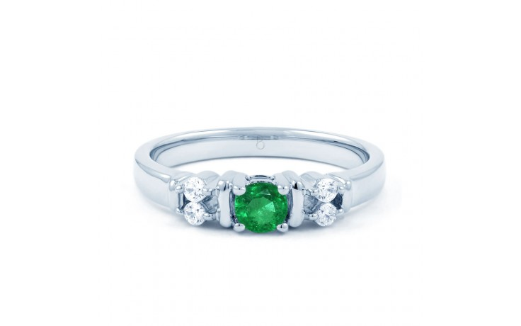 Lotus Emerald Ring product image 1