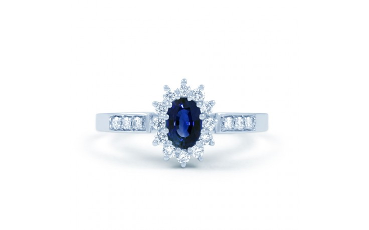 Starlight Blue Sapphire Ring product image 1