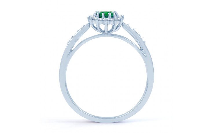 Starlight Emerald Ring product image 3