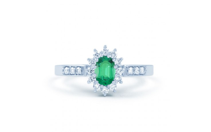 Starlight Emerald Ring product image 1