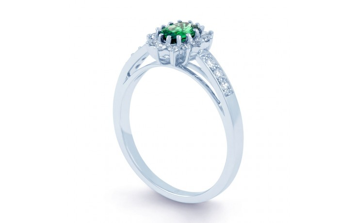 Starlight Emerald Ring product image 2