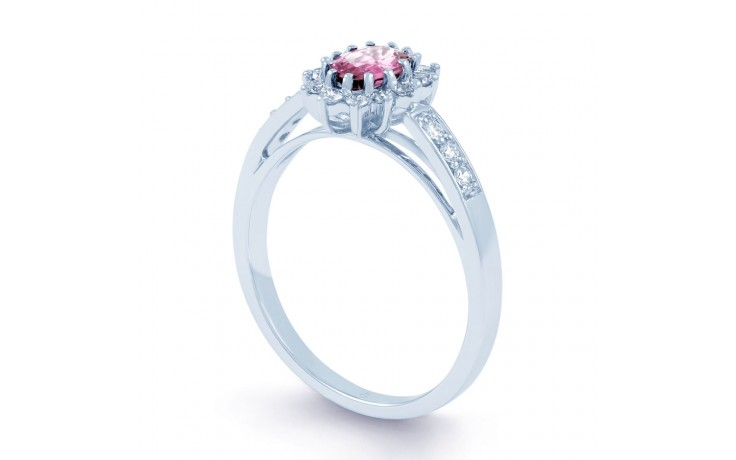 Starlight Pink Sapphire Ring product image 2