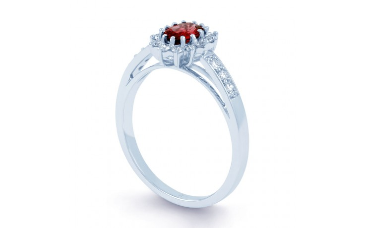 Starlight Ruby Ring product image 2